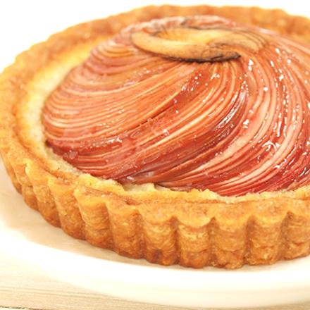 画像1: りんごのタルト