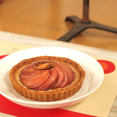 画像4: りんごのタルト