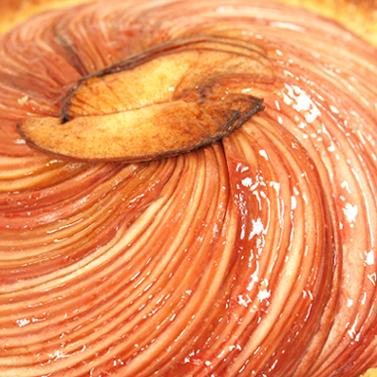 画像3: りんごのタルト